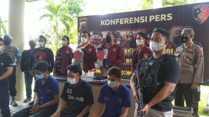 Adi Pelaku Begal di Jalan Pemuda Semarang Tertangkap, Sempat Kabur, Hidup Pindah-pindah
