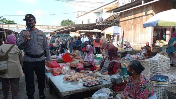 Hari Ke-14 Puasa, Harga Sembako di Pasar Kembangsari Tengaran Masih Stabil