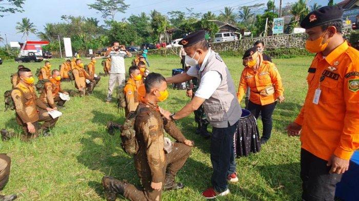 Wakil Bupati Banyumas Sadewo Tutup Pelatihan Penanggulangan Bencana BPBD