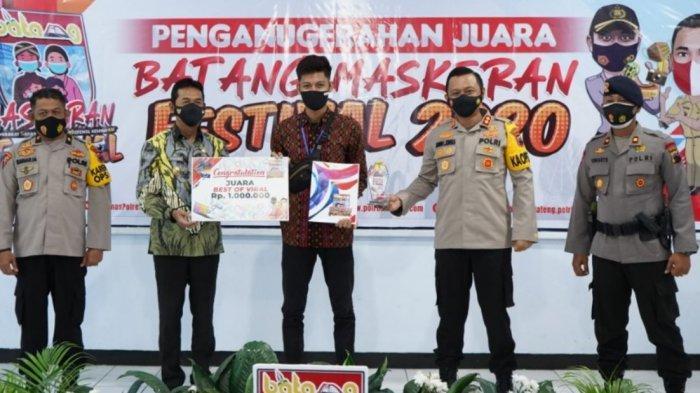 Batang Maskeran Festival, Cetak Agen Disiplin Masker Generasi Milenial