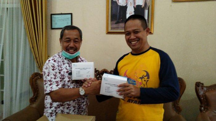 Wakil Bupati Kebumen Sumbangkan Gajinya Setahun untuk Bantu Penanganan Virus Corona