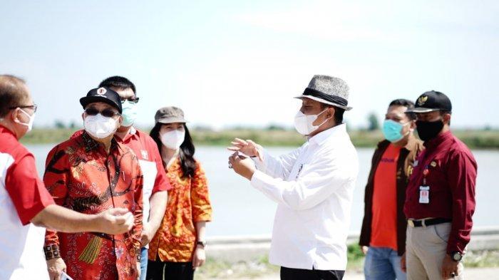 Wabup Pati Safin Bahas Potensi Investasi Antarnegara dengan Perhimpunan Indonesia Tionghoa