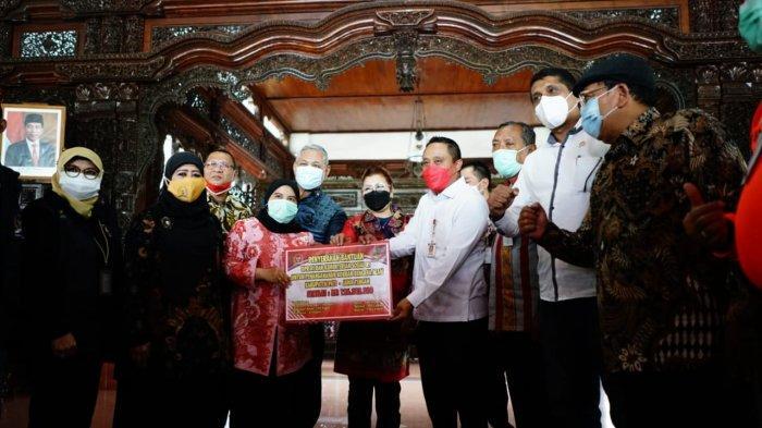 DPR RI Kirim Bantuan ke Korban Banjir Pati, Wakil Bupati Titip Permintaan ke Pemerintah Pusat