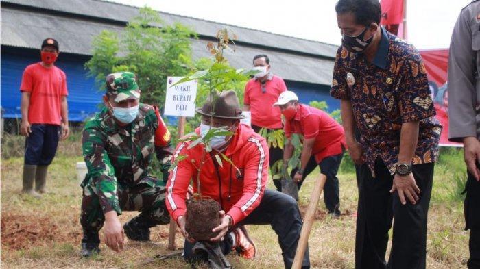 Wabup Pati Safin: Ketahanan Pangan Harus Dimulai dari Desa