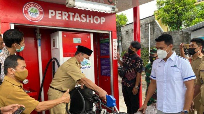 Pertamina Catatkan 195 Pertashop Telah Beroperasi di Jateng dan DIY