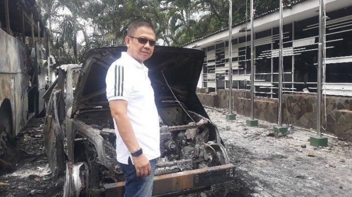 Ini Pengakuan Pemilik Mobil Mewah Rubicon Yang Ikut Dibakar Massa Saat Demo Di Dpr Tribun Jateng