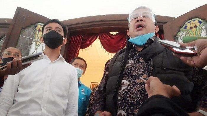 Gibran BertemuSekjen Gerindradan Fahri Hamzah di Solo, Diusung ke Pilgub DKI Jakarta Saingi Anies?