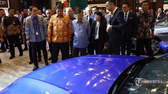 Pameran Otomotif Terbesar di Indonesia Diundur, Pelaksanaan GIIAS 2021 Jadi November Mendatang