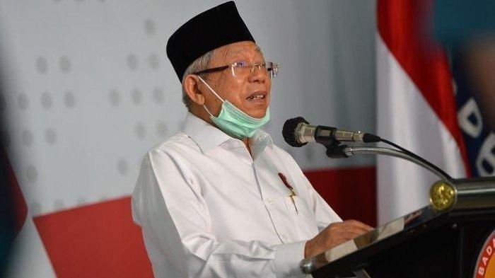Wapres Ma'ruf Pacu UMKM Industri Halal Jadi Produsen untuk Pasar Global