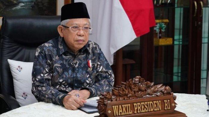 Maruf Amin Semula Tak Tahu Soal Perpres Miras, Kaget & Akhirnya Yakinkan Jokowi untuk Cabut