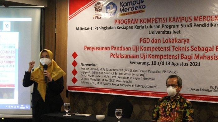 Program Studi PVTM Unisvet Semarang Adakan FGD dan Lokakarya Siapkan Lulusan Siap Kerja