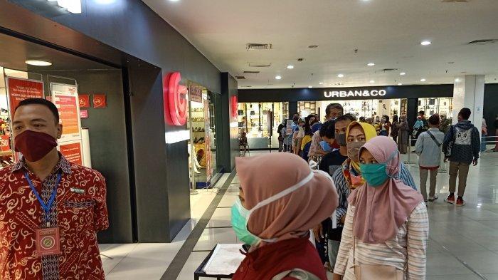 Adanya Libur Long Weekend Pacu Tingkat Kunjungan 16 Pusat Perbelanjaan di Jateng