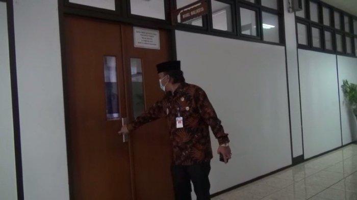 Wawali Tegal Jumadi Gagal Ngantor karena Pintu Kantor Terkunci, Ajudan dan Sopir juga Ditarik