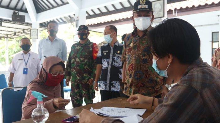 9.888 KPM Kota Tegal Terima Bantuan Sosial Tunai