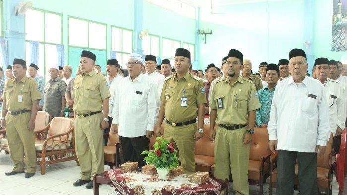 Kemenag Kota Tegal Gelar Bimbingan Manasik Haji, Jumadi : Manasik Mempermudah Ibadah Haji
