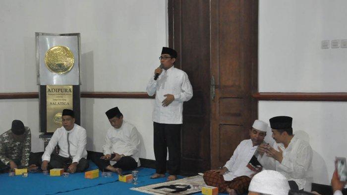 Ramadan Hampir Selesai, Begini Pesan Wakil Walikota kepada Warga Salatiga