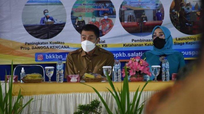Pandemi Covid-19, Peserta KB di Salatiga Turun 29 Persen