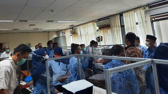 Reaksi Hendi yang Dapati 3 ASN Bolos saat Sidak ke Balai Kota Semarang di Hari Pertama Masuk Kerja