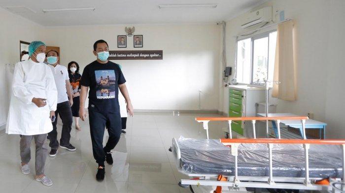 Update Covid-19 Kota Semarang: Kasus Positif Masih Tinggi, Perlu Tambahan ICU Isolasi