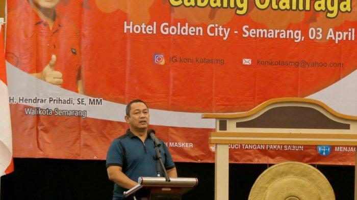 Hendi Ingin Kota Semarang Pertahankan Gelar Juara Porprov 2022