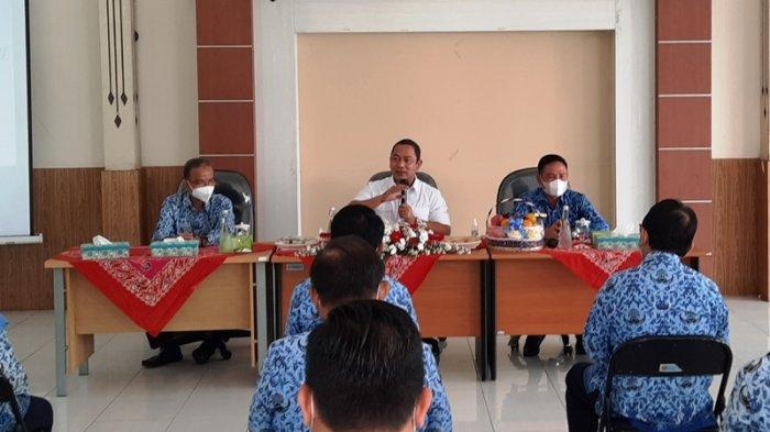 Beri Motivasi ASN Pemkot Semarang, Hendi Minta Kerja Cerdas Layani Masyarakat