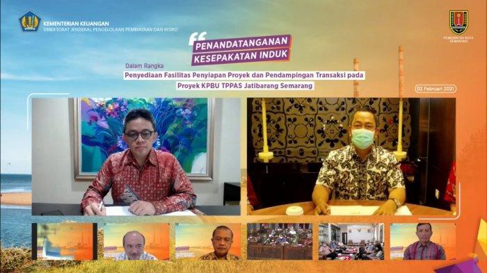 Hendi Komitmen Kembangkan Energi Listrik Dari Sampah di Kota Semarang
