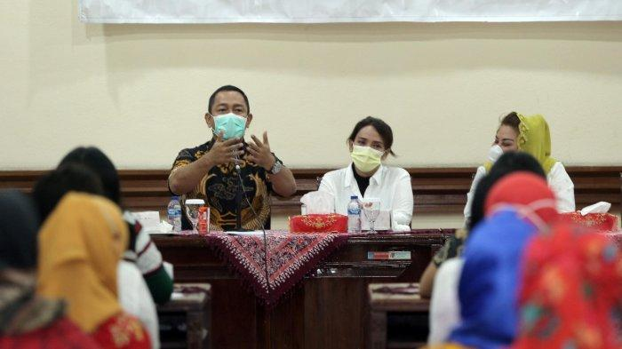 Wali Kota Semarang Hendi Apresiasi Partisipasi Srikandi SeTIA Tolak Politik Uang