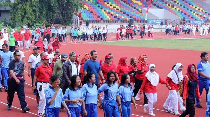 Asyik, Pemkot Semarang Bakal Tambah Sarana Outdoor Fitness di GOR Tri Lomba Juang