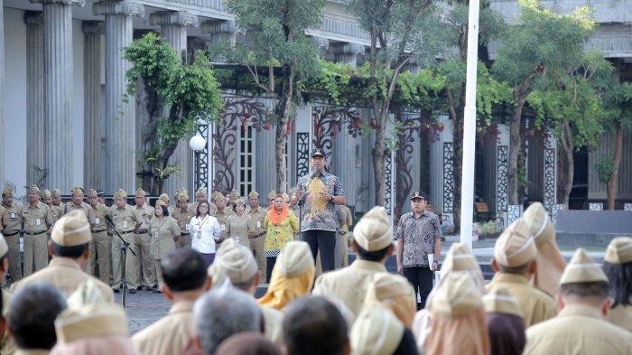 Sejumlah ASN Pemkot Semarang Terpapar Covid-19, Hendi Kembali Terapkan Sistem Kerja WFH