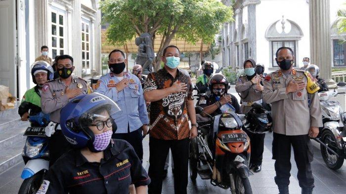 Gandeng Polrestabes Semarang, Hendi Lindungi Warga Disabilitas Dengan SIM D