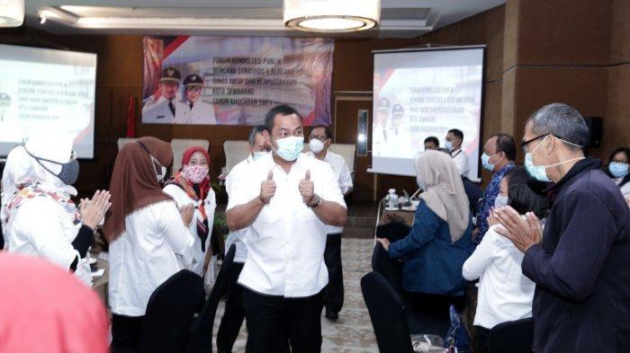 Hendi Soroti Angka Melek Huruf di Kota Semarang