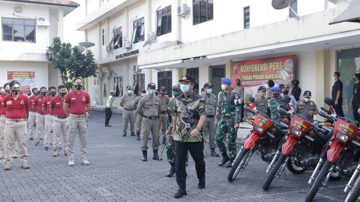 Persilahkan Aktifitas Ibadah dan Usaha Saat Nataru, Hendi Siap Amankan Kota Semarang