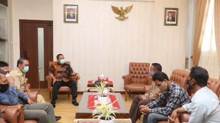 Hendi Minta Warga Tambakrejo Semarang Dapat Segera Tempati Kampung Nelayan