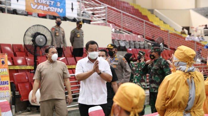 Hendi Mulai Vaksinasi Corona Masyarakat Umum di Kota Semarang
