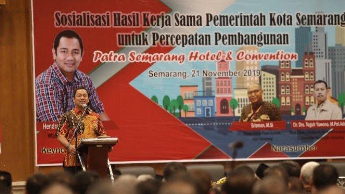 Begal Masih Berseliweran di Semarang, Hendi Siap Pasang 10 Ribu CCTV yang Terhubung ke Polrestabes