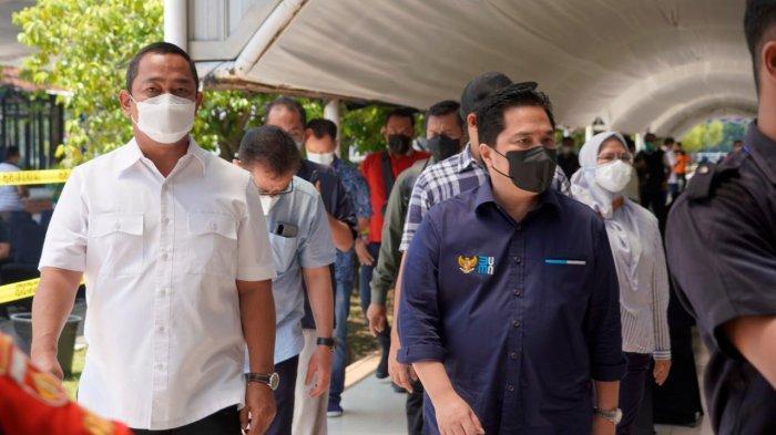 Hendi Sambut Baik Kota Semarang Jadi Salah Satu Sentra Vaksinasi Covid-19