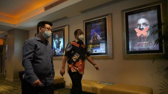 Seluruh Bioskop di Semarang Sudah Beroperasi, Siapkan Scan Barcode Peduli Lindungi bila Mau Nonton