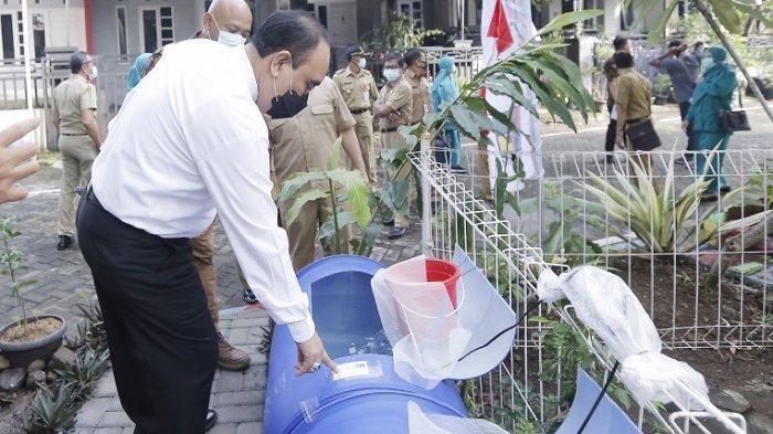 Pemkot Semarang Terus Dorong Semangat Guyub Rukun Warga Hadapi Pandemi