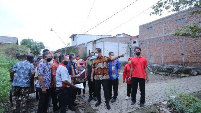 Hendi Targetkan 1.641 Bedah Rumah di Kota Semarang Pada Tahun 2021