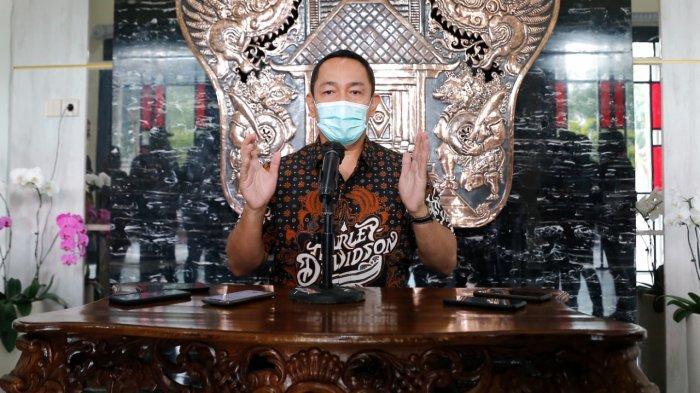TOK! Hendi Jalankan PPKM Darurat di Kota Semarang