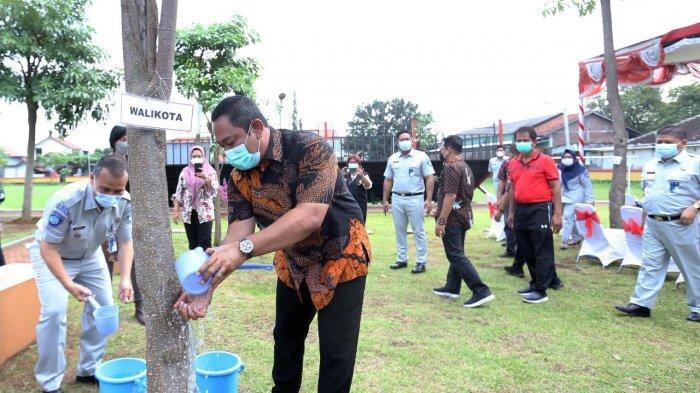 Sejalan Dengan Megawati, Hendi Genjot Rehabilitasi Ekosistem di Semarang