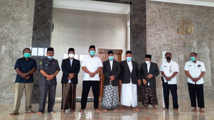 Hendi Resmikan Masjid Al Haibah di Ngaliyan Semarang, Siap Digunakan untuk Tarawih
