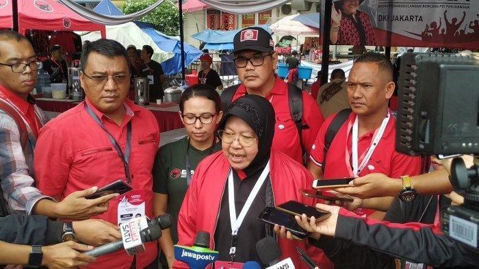 Dipuji Megawati Soekarno Putri, Risma:Saya Pantang Meminta Jabatan