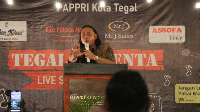 Wali Kota Dedy Yon Berharap PAPPRI Tegal Ciptakan Lagu yang Mempromosikan Cagar Budaya