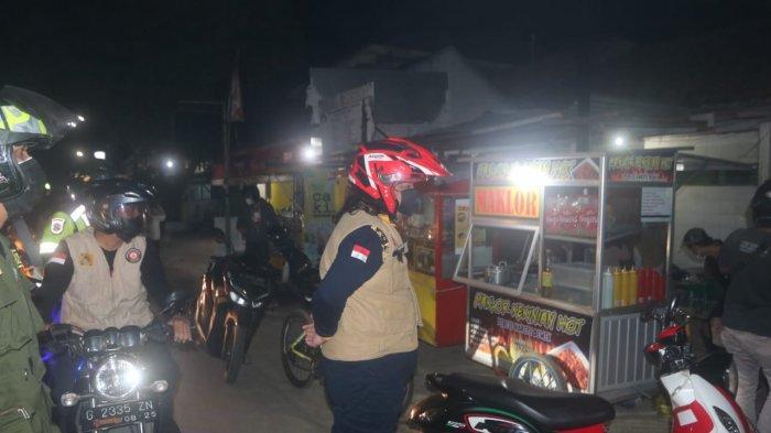 PPKM Darurat di Tegal, Wali Kota Dedy Yon Masih Temukan Pedagang Nekat dan Kerumunan