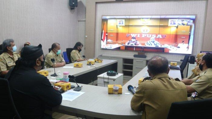 Wali Kota Tegal Masuk 10 Besar Calon Penerima Anugerah Kebudayaan PWI Pusat