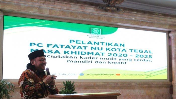 Fatayat NU Tegal 2020-2025 Resmi Dilantik, Ini Harapan Wali Kota Dedy Yon