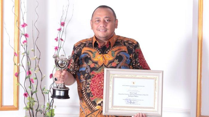 Kota Tegal Raih Penghargaan Anugerah Parahita Ekapraya Kategori Madya