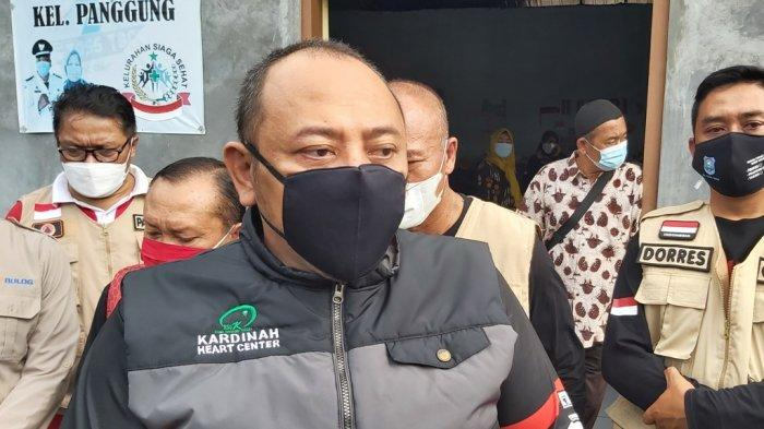 Wali Kota Dedy Yon Optimistis PPKM di Tegal Turun Level 3 Awal September