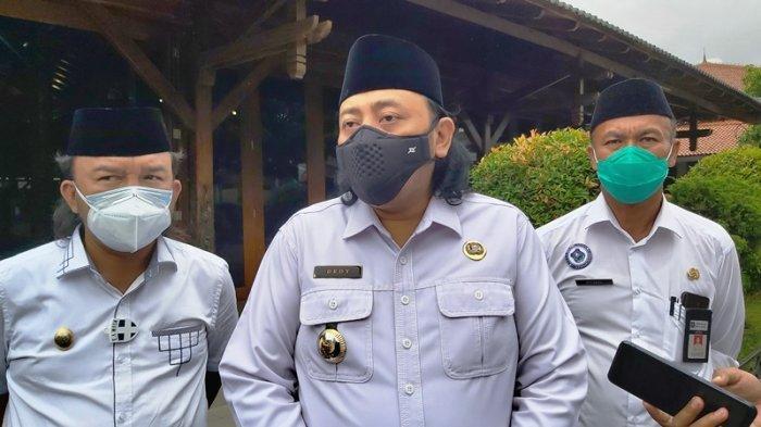 Wali Kota Tegal dedy yon Laporkan Wakilnya M Jumadi ke Polda Jateng, Ada 5 Pasal yang Disangkakan